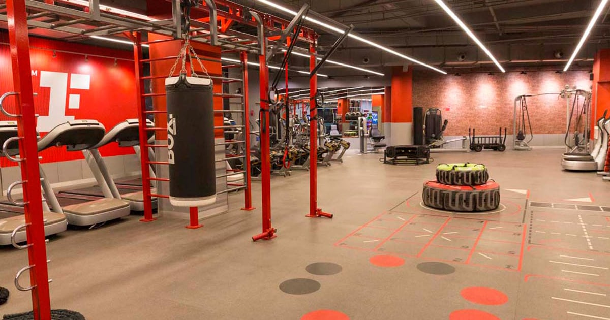 Fitness First Gardens Mall 9