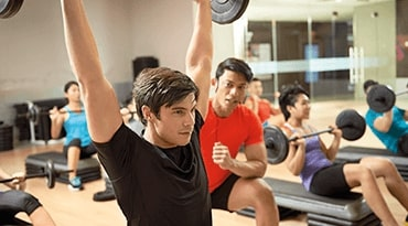 Gym membership perks for corporate